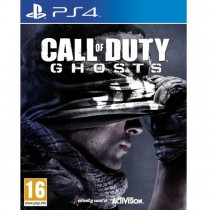 Call of Duty Ghosts [PS4, английская версия]