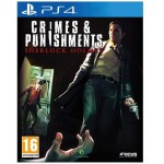 Crimes and Punishments: Sherlock Holmes [PS4]