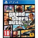 GTA 5 (Grand Theft Auto) [PS4]