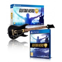 Guitar Hero Live Bundle (Гитара + игра) [PS4]
