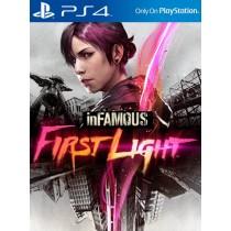 InFamous: Первый свет [PS4]