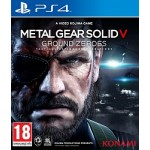 Metal Gear Solid 5 Ground Zeroes [PS4]