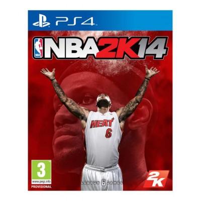 NBA 2K14 [PS4, английская версия]