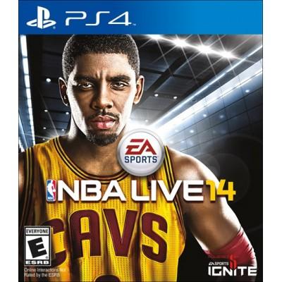 NBA Live 14 [PS4, русская документация]