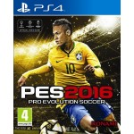 Pro Evolution Socce 2016 [PS4]