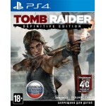 Tomb Raider Definitive Edition [PS4]
