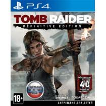 Tomb Raider Definitive Edition [PS4]