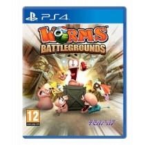 Worms Battlegrounds [PS4]