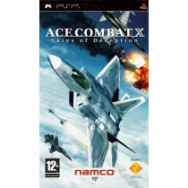 Ace Combat X Skies of Deception [PSP]