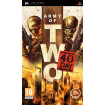 Army of Two The 40th Day [PSP]