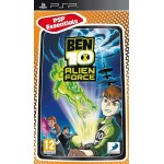 Ben 10 Alien Force [PSP]
