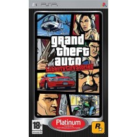 Grand Theft Auto Liberty City Stories [PSP]