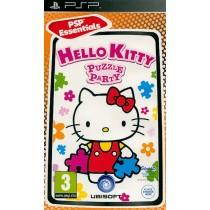 Hello Kitty Puzzle Party [PSP]