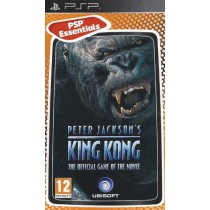 Peter Jacksons King Kong The Official Game of the Movie [PSP]