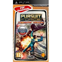Pursuit Force Extreme Justice [PSP]