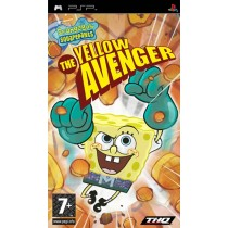 Spongebob Squarepants - The Yellow Avenger [PSP]