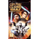 Star Wars The Clone Wars Respublic Heroes [PSP]