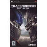 Transformers The Game [PSP]