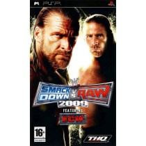 WWE SmackDown vs RAW 2009 [PSP]