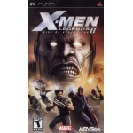 X-Men Legends 2: Rise of Apocalypse [PSP]