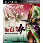 Way of the Samurai 4 [PS3]
