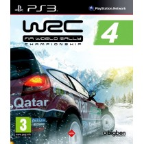 WRC 4 FIA World Rally Championship [PS3]