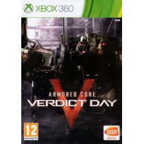 Armored Core Verdict Day [Xbox 360]