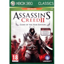 Assassins Creed 2 - Game of the Year Edition [Xbox 360]