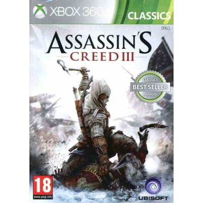Assassins Creed 3 [Xbox 360, русская версия]