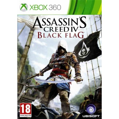 Assassins Creed IV Black Flag [Xbox 360, английская версия]
