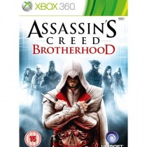 Assassins Creed Brotherhood [Xbox 360]
