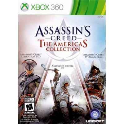 Assassin's Creed The Americas Collection [Xbox 360, английская версия] - US
