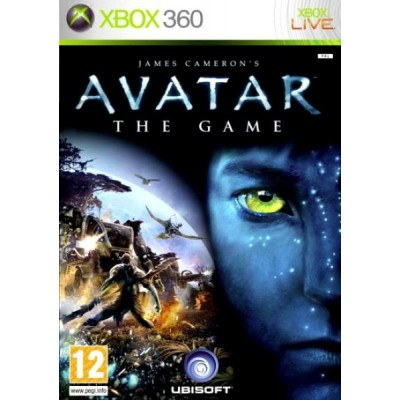 James Camerons AVATAR The Game [Xbox 360, английская версия]