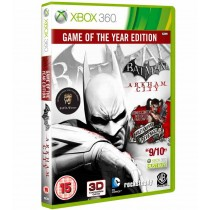 Batman Arkham City - Game of the Year Edition [Xbox 360]