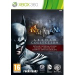 Batman Arkham Trilogy Collection [Xbox 360]