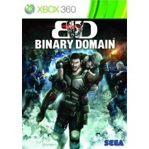 Binary Domain [Xbox 360]
