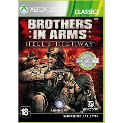 Brothers in Arms Hells Highway [Xbox 360, английская версия]