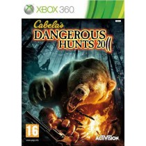 Cabelas Dangerous Hunts 2011 [Xbox 360]
