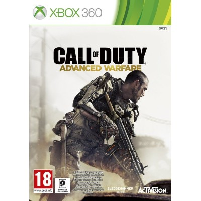 Call of Duty Advanced Warfare [Xbox 360, русская версия]