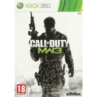 Call of Duty Modern Warfare 3 [Xbox 360]