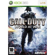 Call of Duty World at War [Xbox 360]