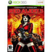 Command & Conquer Red Alert 3 [Xbox 360]