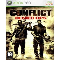 Conflict Denied Ops [Xbox 360]