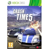 Crash Time 5 Undercover [Xbox 360]