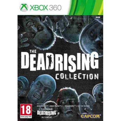 Dead Rising Collection (1 + 2 + Off The Road) [Xbox 360, английская версия]
