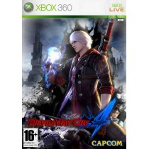 Devil May Cry 4 [Xbox 360]