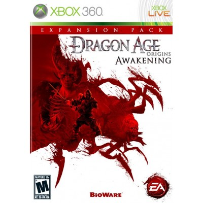 Dragon Age Origins - Awakening [Xbox 360, английская версия]