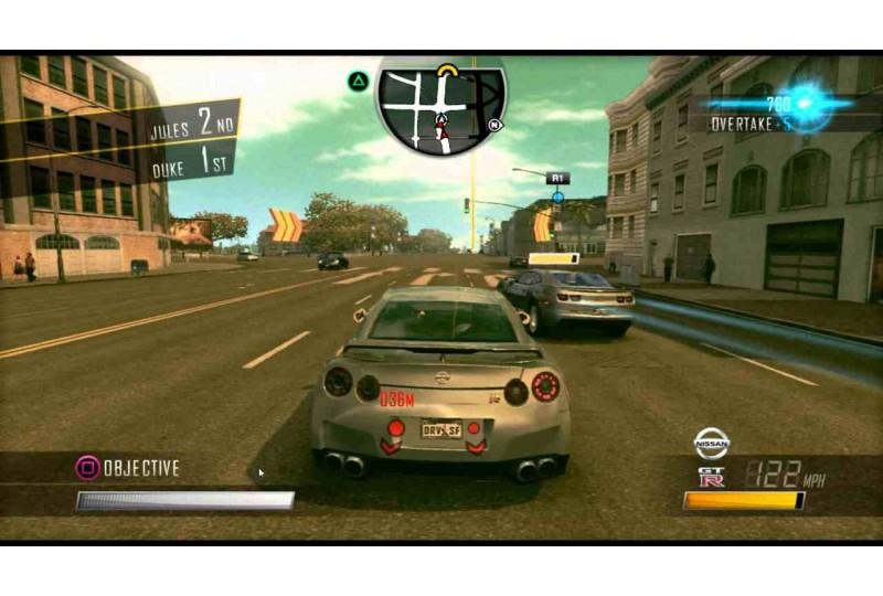 Driver San Francisco [Xbox 360] купить | Игры | Обмен