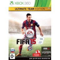 FIFA 15 Ultimate Team Edition [Xbox 360]