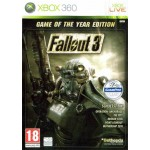 Fallout 3 - Game of the Year Edition [Xbox 360]